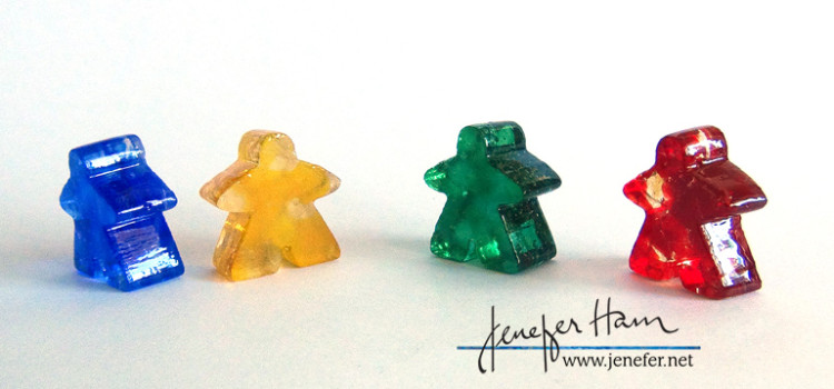 Pretty Glass Meeples – poll