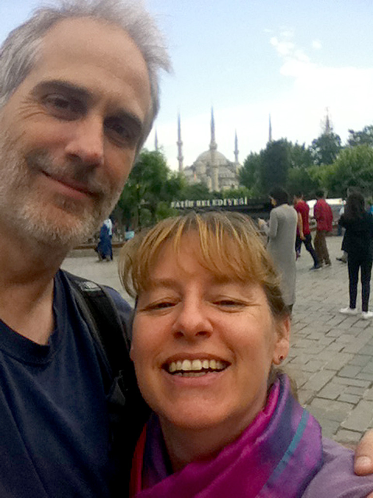 the Hams in Istanbul