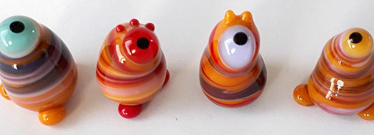 Glass for Essen Spiel & NEW designs