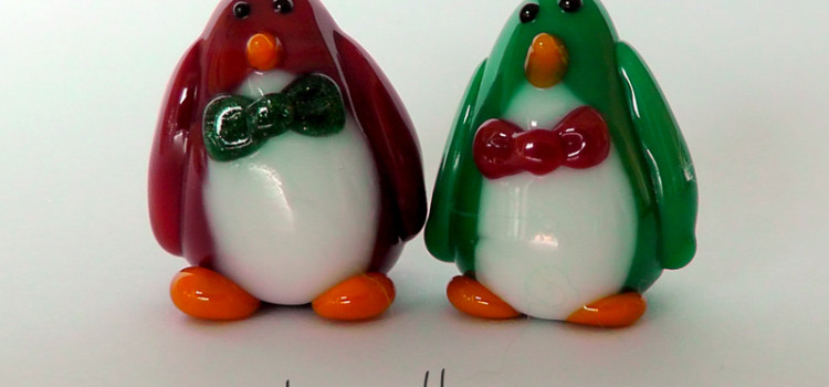 jenefer ham festive penguins
