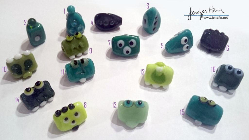 prototype-ogres by Jenefer Ham Glass