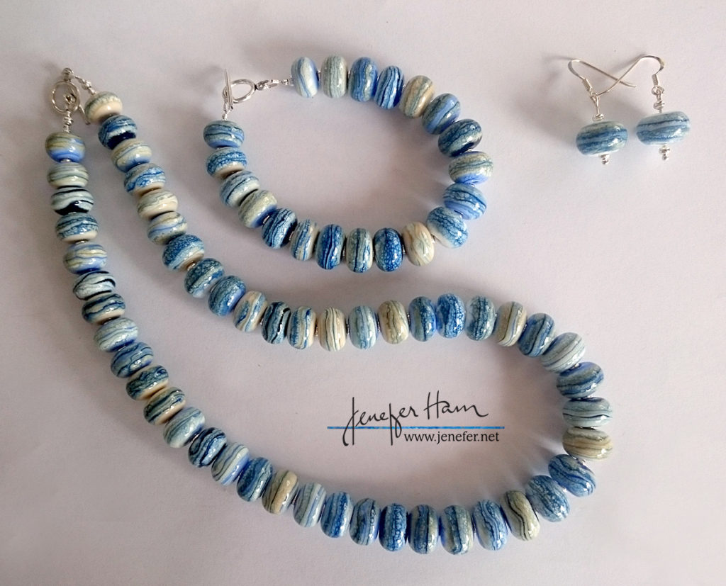 beachey sea glass by Jenefer Ham