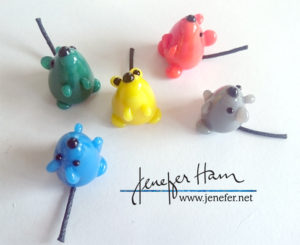 Squeaks by Jenefer Ham